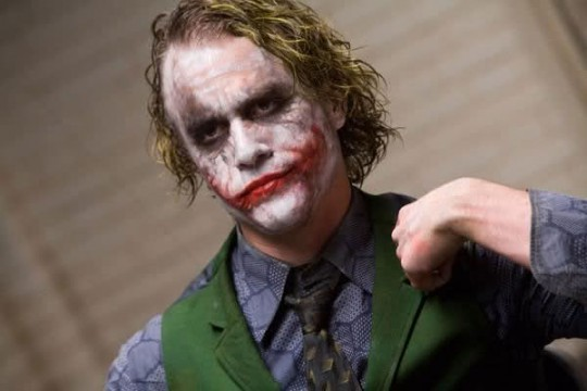 Jocker-Heath Ledger
