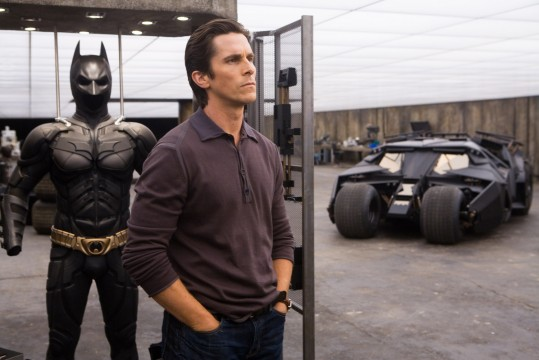 Batman-Christian Bale
