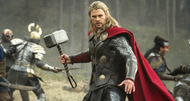 Thor-Chris Hemsworth
