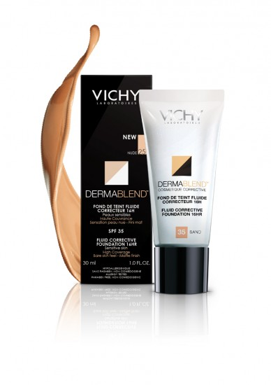 Dermablend Fluid by Vichy