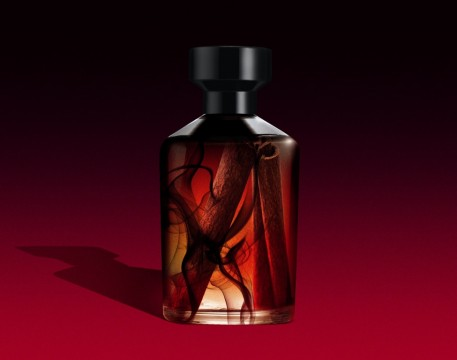 Red Musk Poster