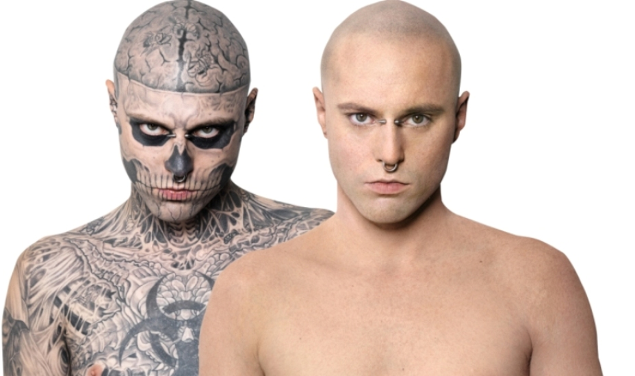 Zombie Boy-cover