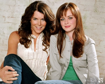 Lorelai & Rori Gilmore
