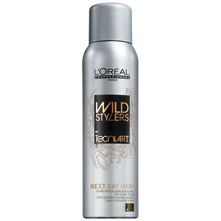 NEXT DAY HAIR spray από τη σειρά Wild Stylers της Tecni.Art