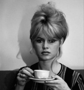 Brigitte Bardot-hair