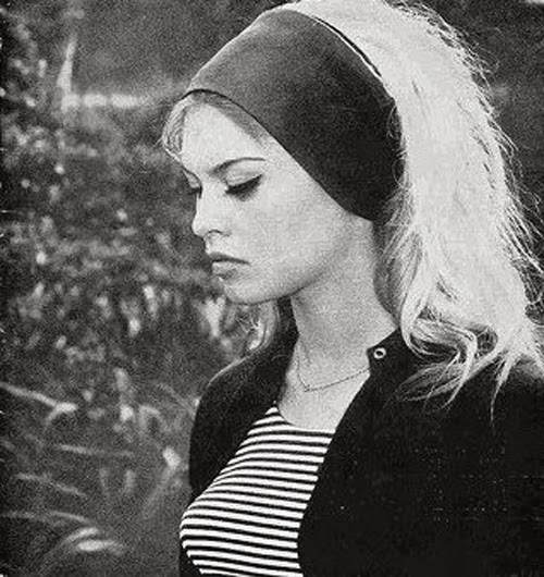 Brigitte Bardot-mariniera
