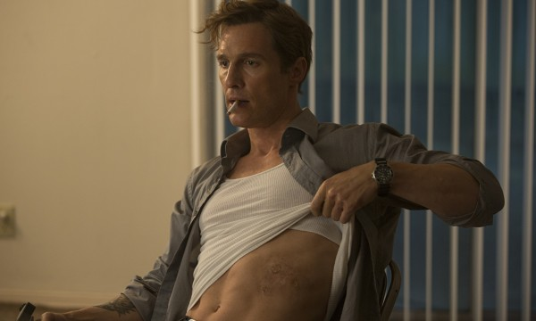O Matthew McConaughey ως ντετέκτιβ Rust Cohle