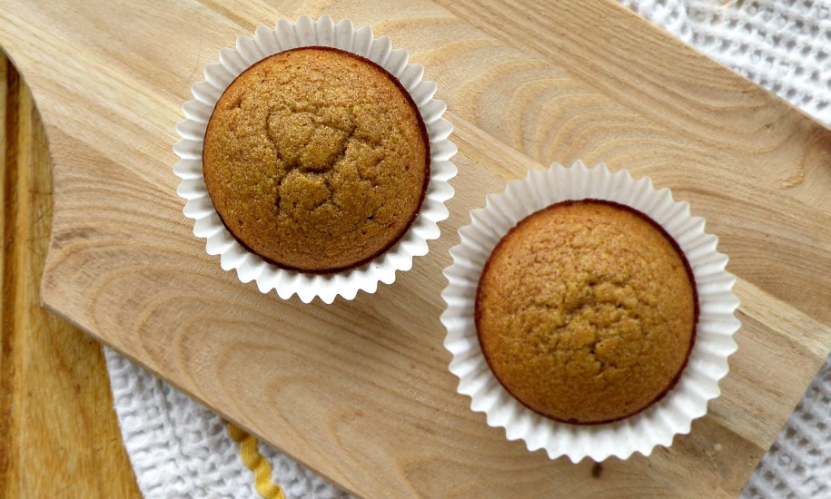 Vanilla-Cinnamon-Muffins