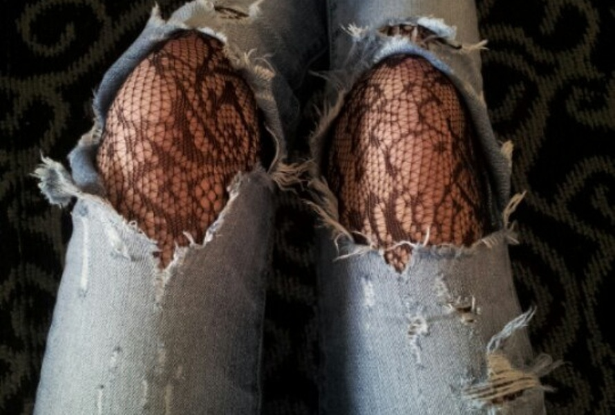 black-lace-ripped-jeans-cover
