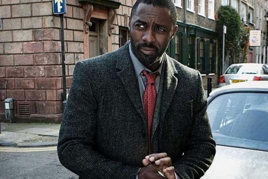O Idris Elba στο ρόλο του ντετέκτιβ Luther