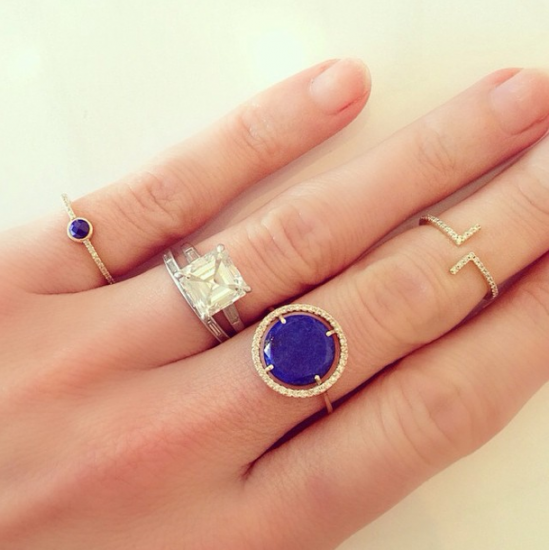 ... O συνδυασμός δαχτυλιδιών της Kate Bosworth 6ca0fa6f77b