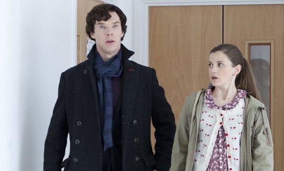 Sherlock Holmes & Molly Hooper