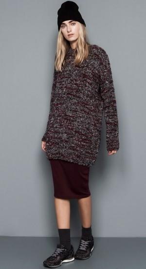 Φαρδύ πουλόβερ Pull & Bear (35,99€)