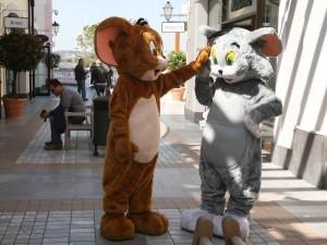 O Tom & o Jerry θα κάνουν βόλτες στο McArthurGlen