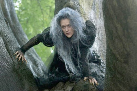 """Μια διαφορετική Meryl Streep στο """"Into the Woods"""""""