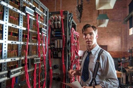 "O Benedict Cumberbatch ως Alan Turing στο ""The Imitation Game"""