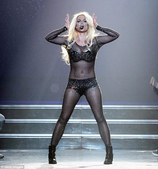 Από τις φετινές εμφανίσεις της Britney Spears
