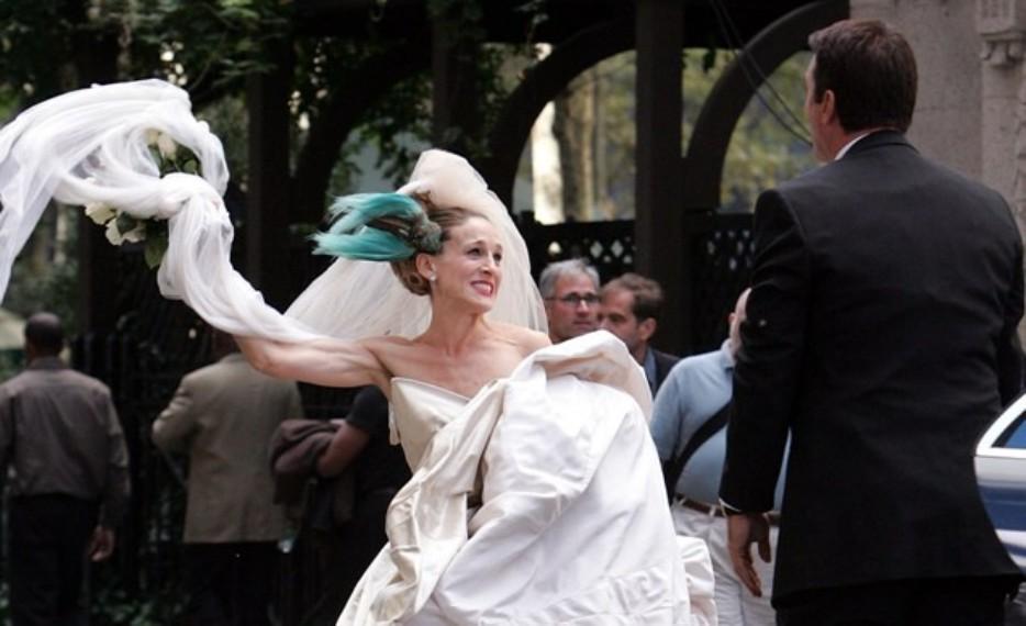 carrie-bradshaw-wedding