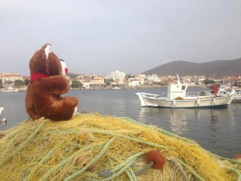 Το ArGOODaki στα Ψαρά