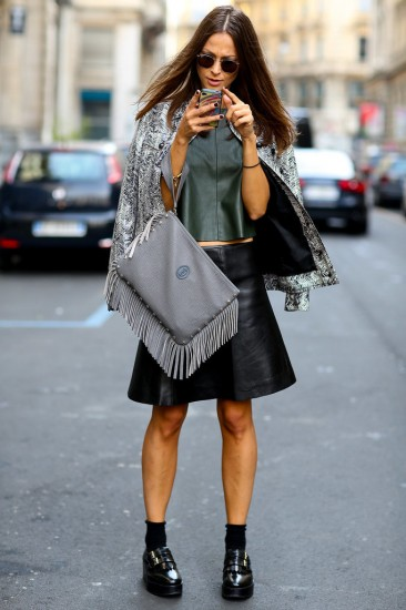 Leather-on-leather-skirt