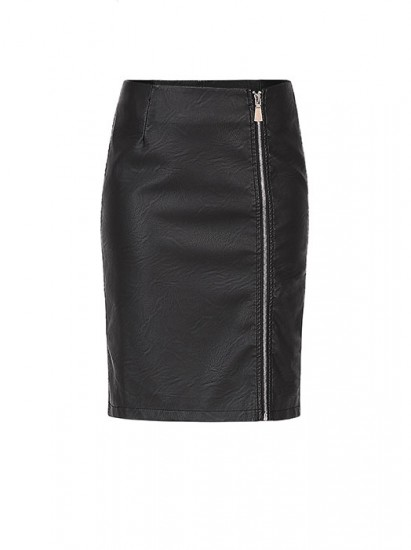 ... Celestino celestino-leather-skirt ef7a2796aa2