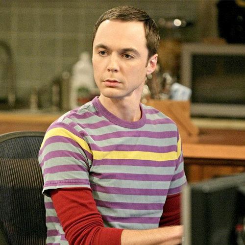 gay Is sheldon cooper