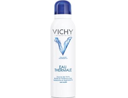 Vichy Eau de Thermale: Το Ιαματικό Νερό της Vichy είναι γνωστό για τις μοναδικές καταπραϋντικές, τονωτικές και αναζωογονητικές του ιδιότητες