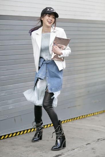 Wear-Pants-Under-Dress-winter-layering