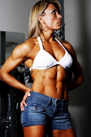 Woman-Bodybuilding