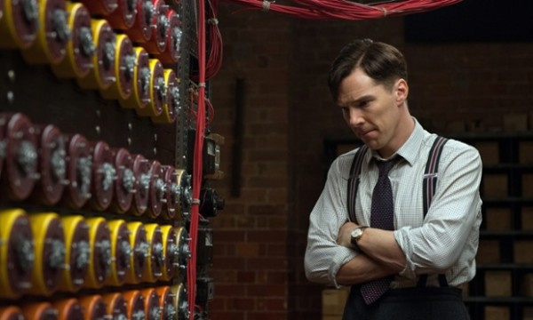 O Benedict Cumberbatch ως Alan Turing