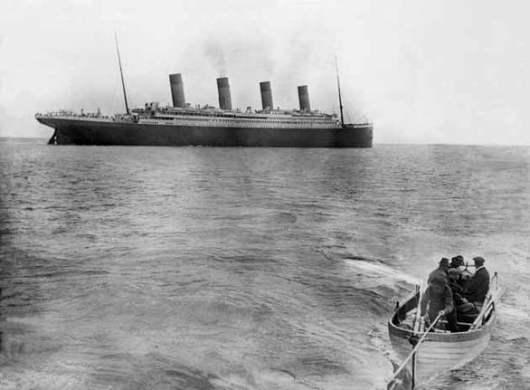 Η τελευταία φωτογραφία του Τιτανικού για το ταξίδι του με προορισμό τη Νέα Υόρκη