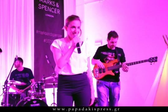 Στιγμιότυπο από το live των Luna & the Dontea Dracula