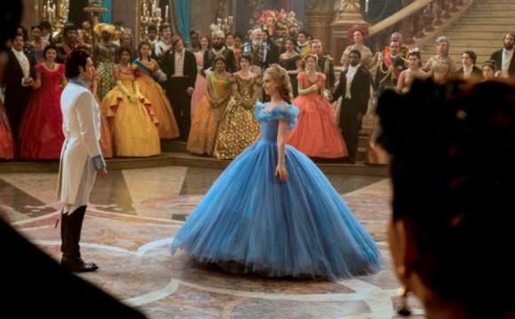 Η σκηνή του χορού στην ταινία «Σταχτοπούτα»