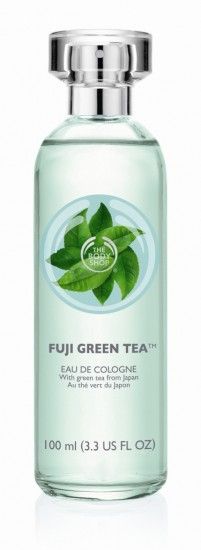 Fuji Green Tea Eau de Cologne 100ml (19,00 €)
