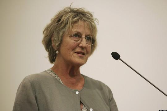 H ακτιβίστρια Germaine Greer