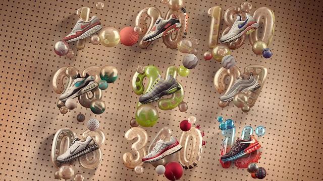 Nike Air Max Icons