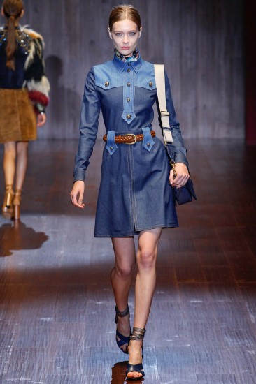 Gucci Ready to Wear Spring Summer 2015