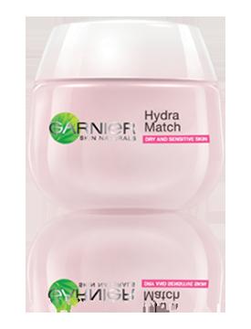 Garnier Hydra Match 24ωρη Κρέμα Ενυδάτωσης για Θρέψη