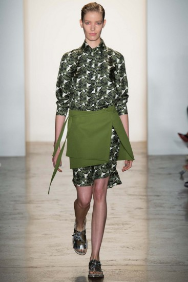 Peter Som Ready to Wear Spring Summer 2015