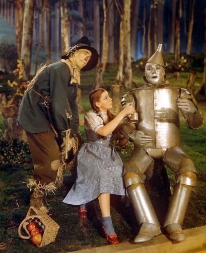 Η Judy Garland και η παρέα της στο «Μάγο του Οζ» - 1939
