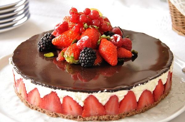 Frasier-Cake