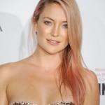 Kate-Hudson-Rocks-Gorgeous-Rose-Gold-Hair-Red-Carpet