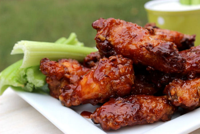Monday-Wings