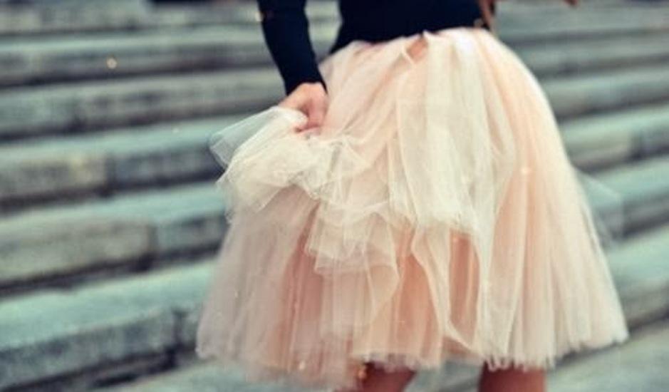Tulle skirt-google-cover
