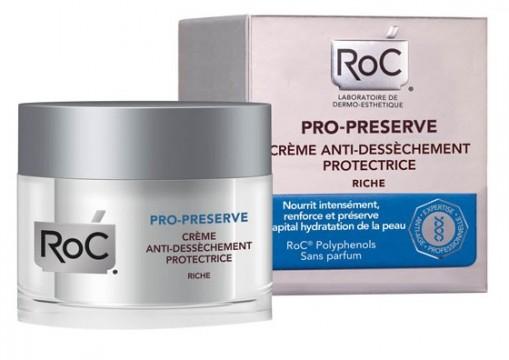 Roc Pro-Preserve Creme Anti-Dessechement Protectrice