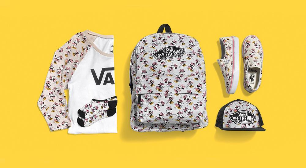 Vans x Disney_Miniie pack