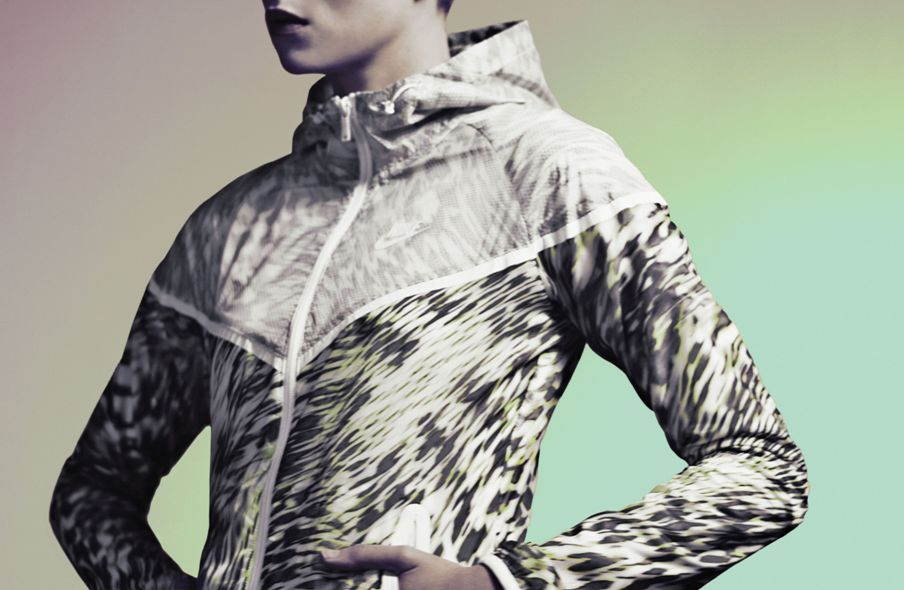 Women's Nike Tech Hyperfuse Windrunner