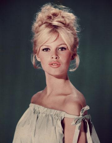 Brigitte Bardot τη δεκαετία του '60
