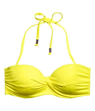 Bikini top H&M (14,99€)