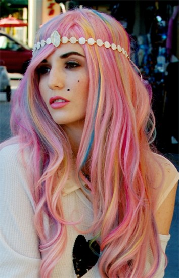 love-rainbow-hair